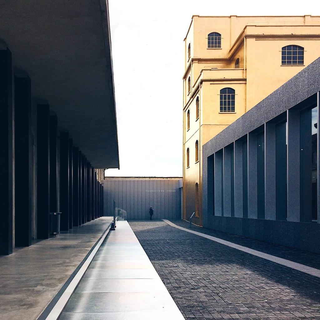 i luoghi più instagrammati di Milano: la Fondazione Prada