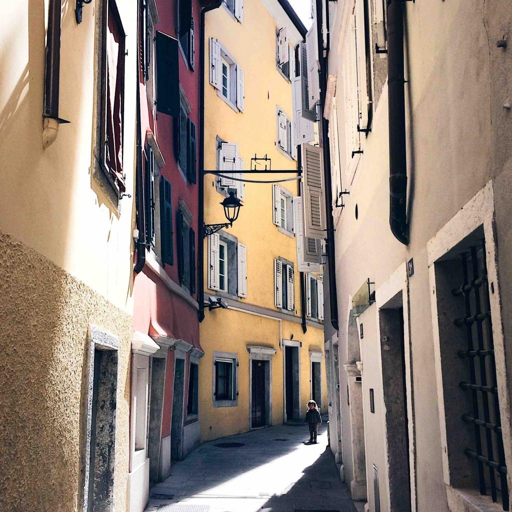 Trieste nascosta: Via Cavazzeni una delle meno conosciute della città