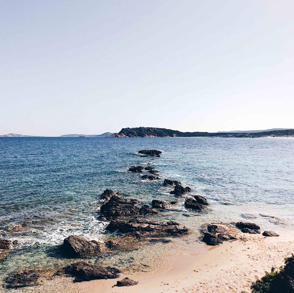 Fotografie al mare: la spiaggia di Nuracunieddu