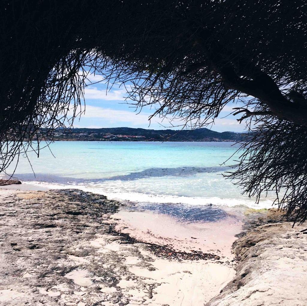 Fotografie al mare: la spiaggia di Rena Ponente