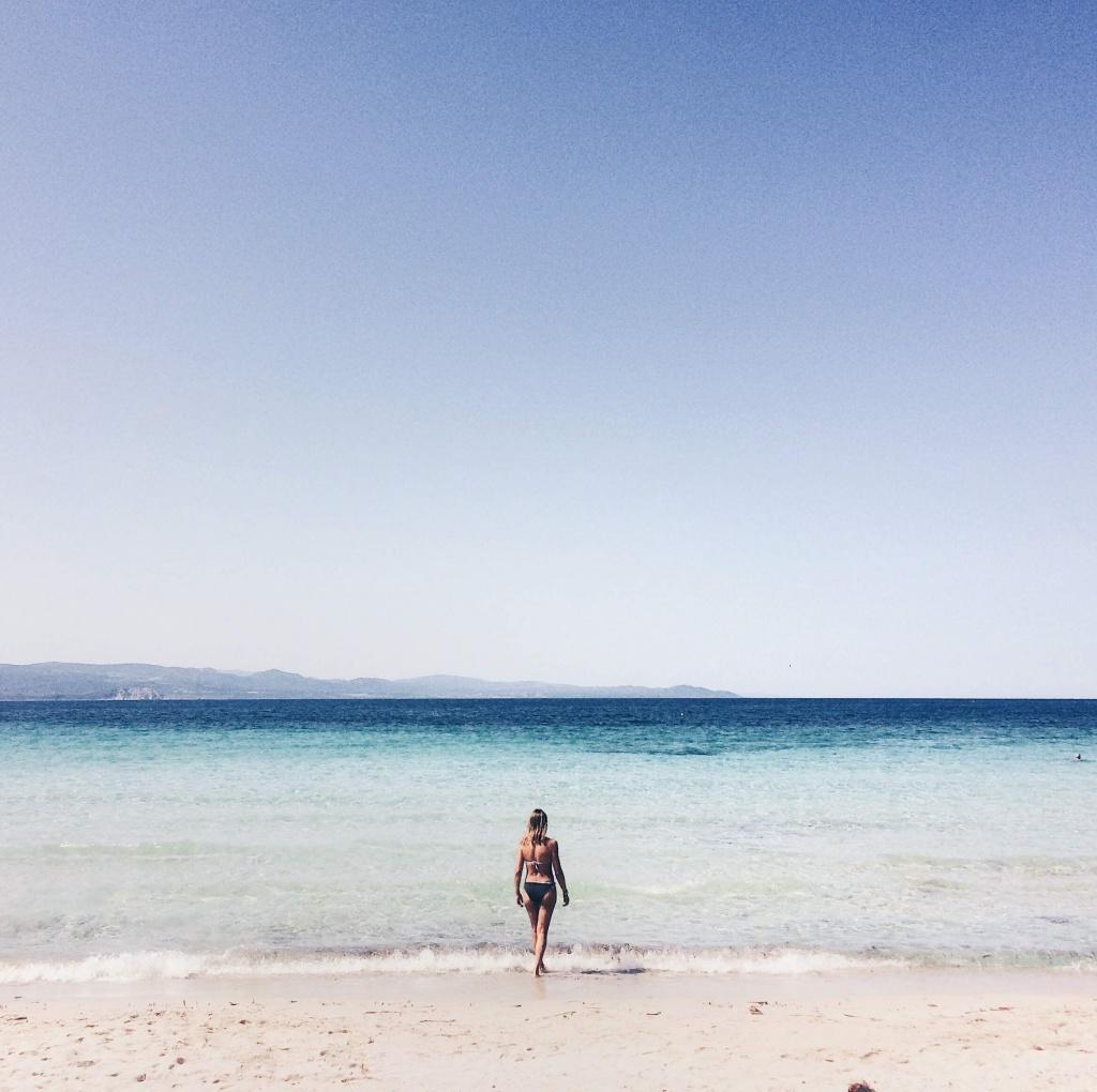 Fotografie al mare: Rena Ponente a Capo Testa
