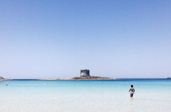 Fotografie al mare: la spiaggia di Stintino