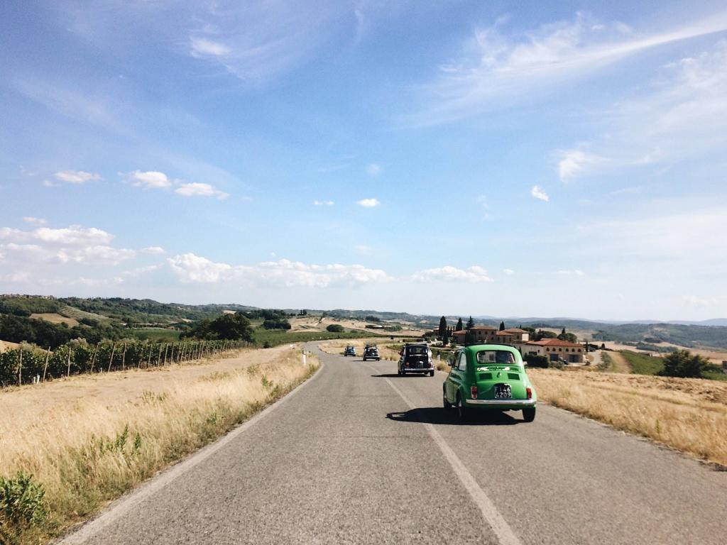 Tour del Chianti il bellissimo paesaggio della Toscana