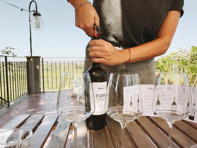 Merumalia Wine Resort degustazione di vini