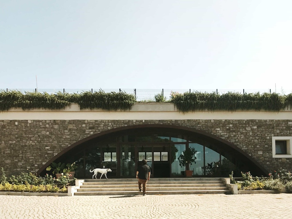 Merumalia Wine Resort esterni