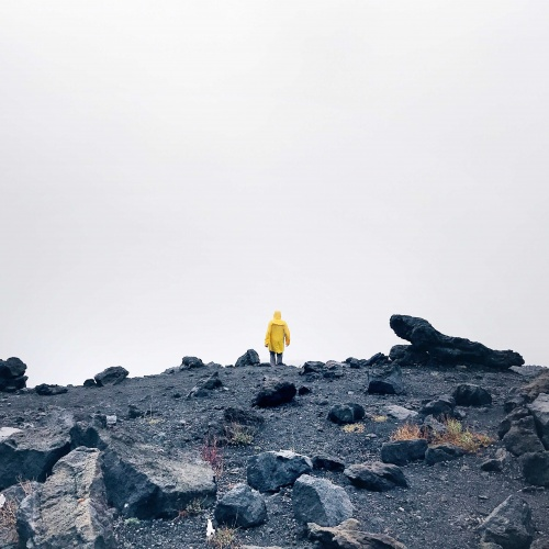 I paesaggi lunari del Vulcano Etna
