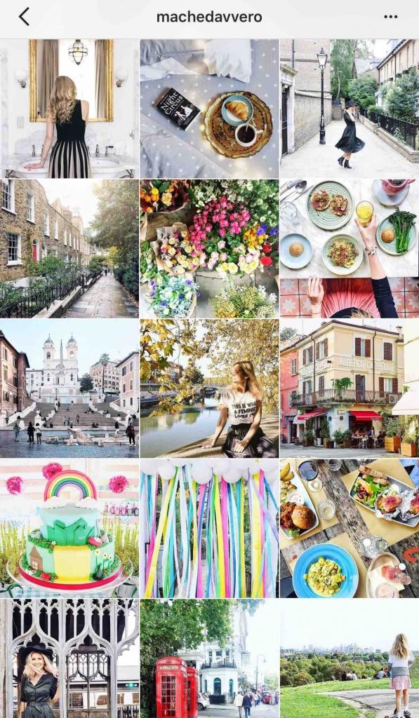 9 instagramers italiane: Chiara Cecilia Santamaria