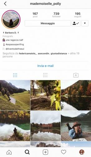 9 instagramers italiane: mademoiselle_polly