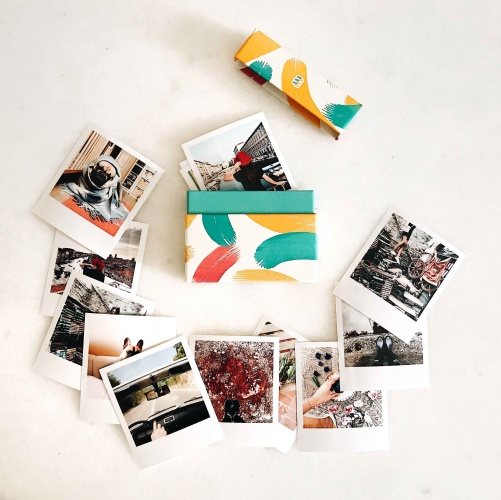 Box di 40 foto Cheerz