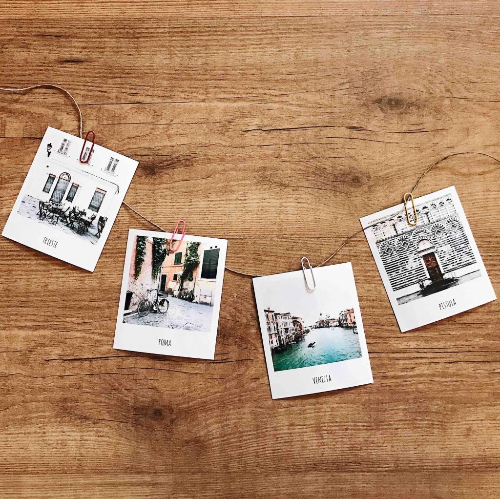 Stampare le foto: le foto dei viaggi