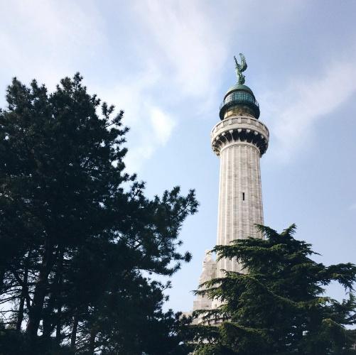 10 luoghi speciali a Trieste: Faro della Vittoria