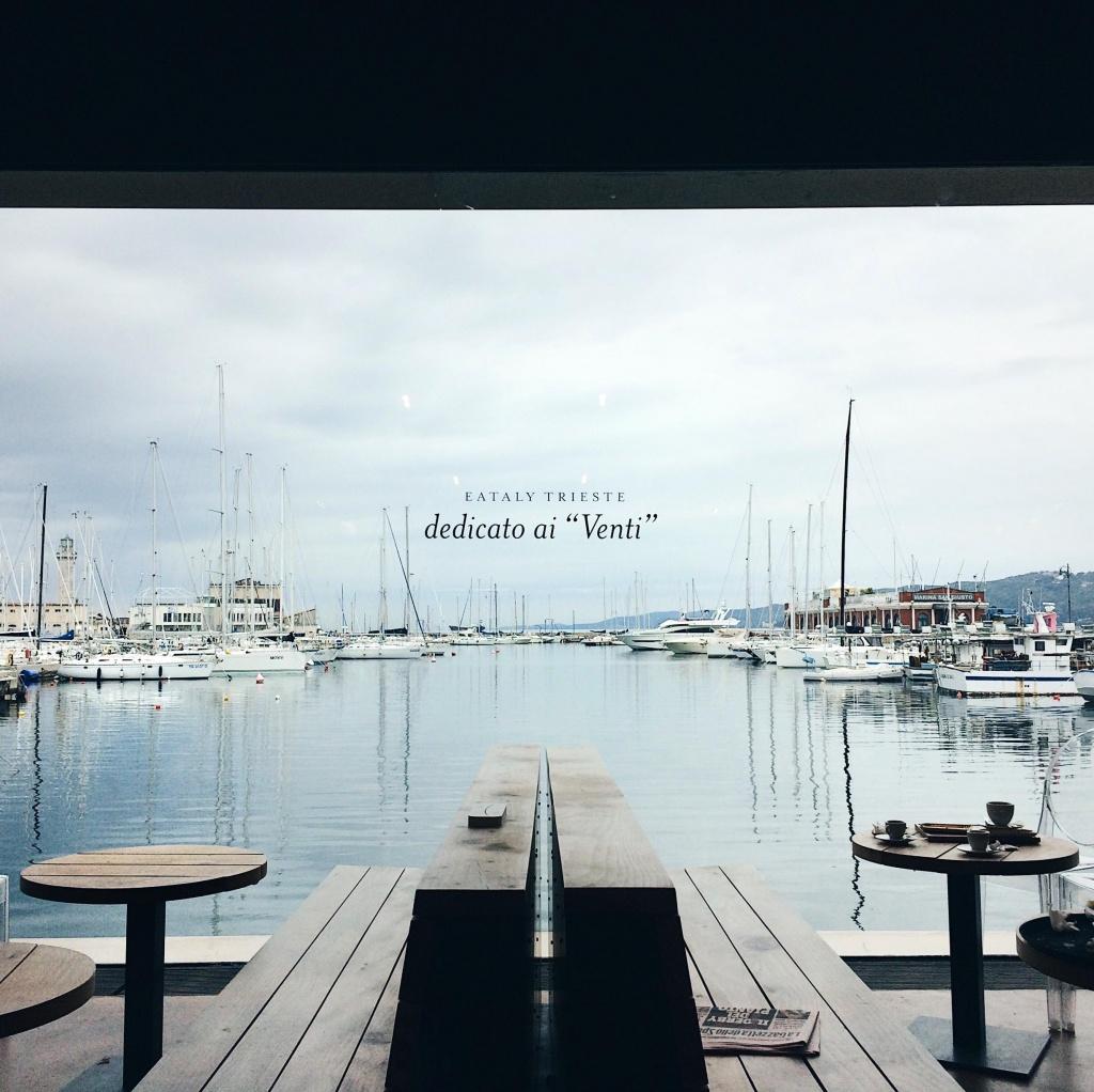10 luoghi speciali a Trieste: il bar di Eataly
