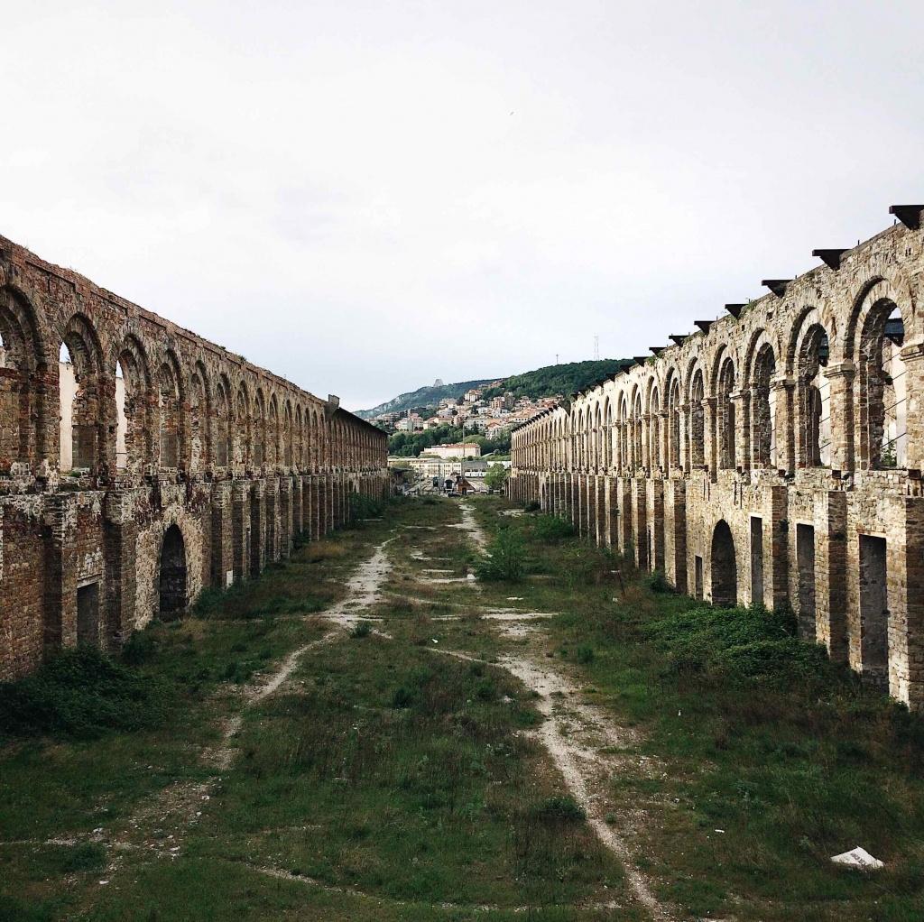 10 luoghi speciali a Trieste: Silos