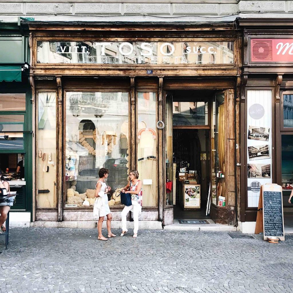 10 luoghi speciali a Trieste: Drogheria Toso