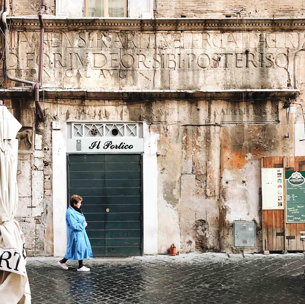 Ghetto ebraico di Roma: Casa di Lorenzo Manilio