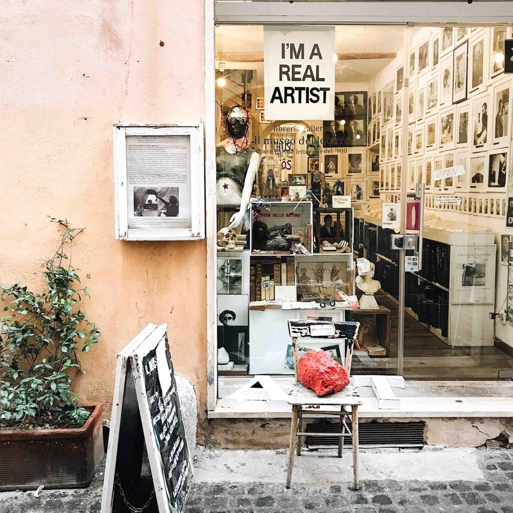 Ghetto ebraico di Roma: il piccolo museo del louvre