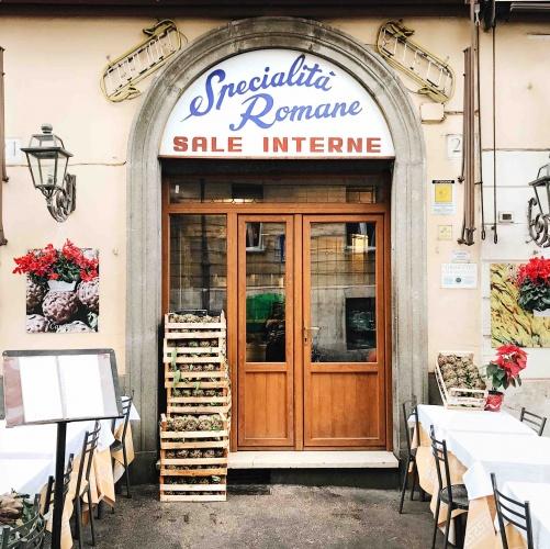 Ghetto ebraico di Roma: i ristoranti giudaico-romaneschi