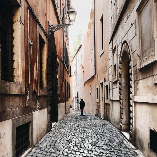 Ghetto ebraico di Roma: le vie caratteristiche