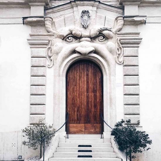 La Casa dei Mostri a Roma: visita a Palazzo Zuccari