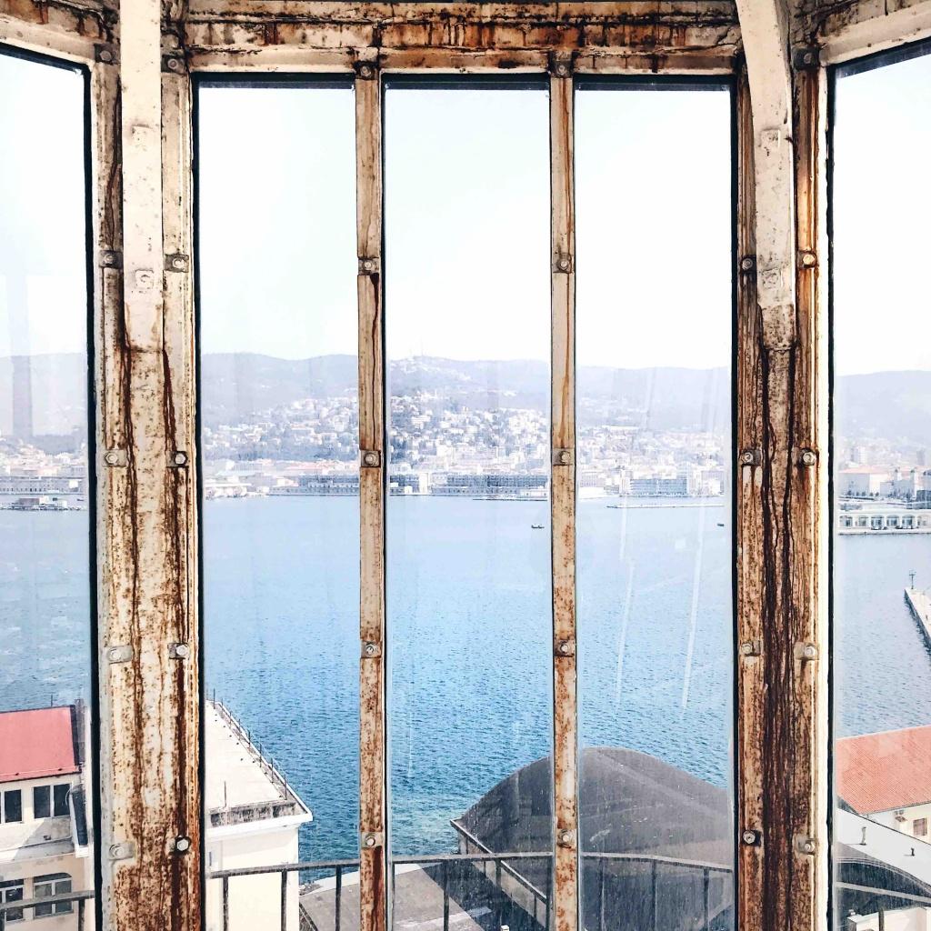 La Lanterna di Trieste: in cima al faro