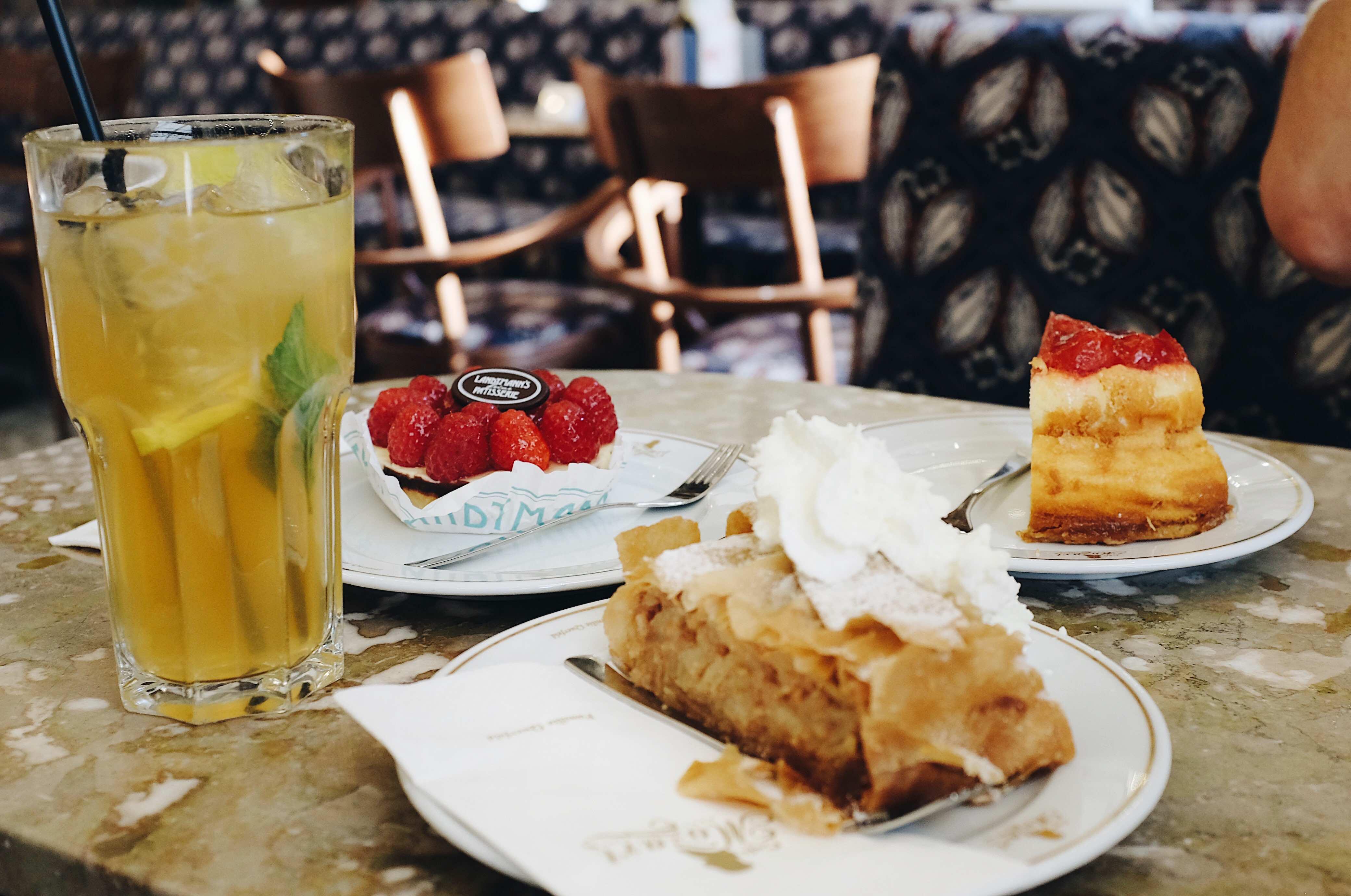 Una settimana a Vienna: Café Mozart