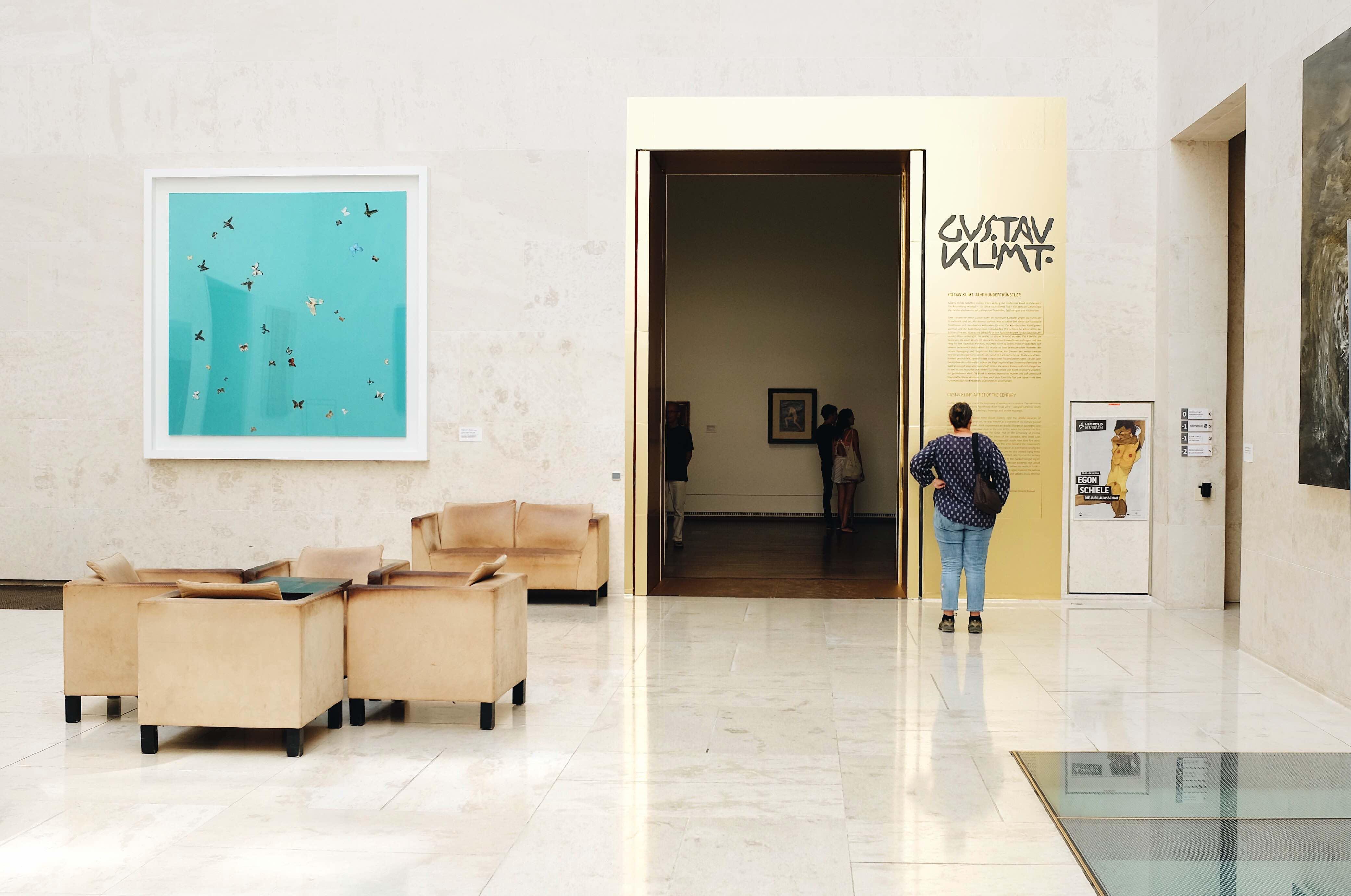 Una settimana a Vienna: Museo Leopold