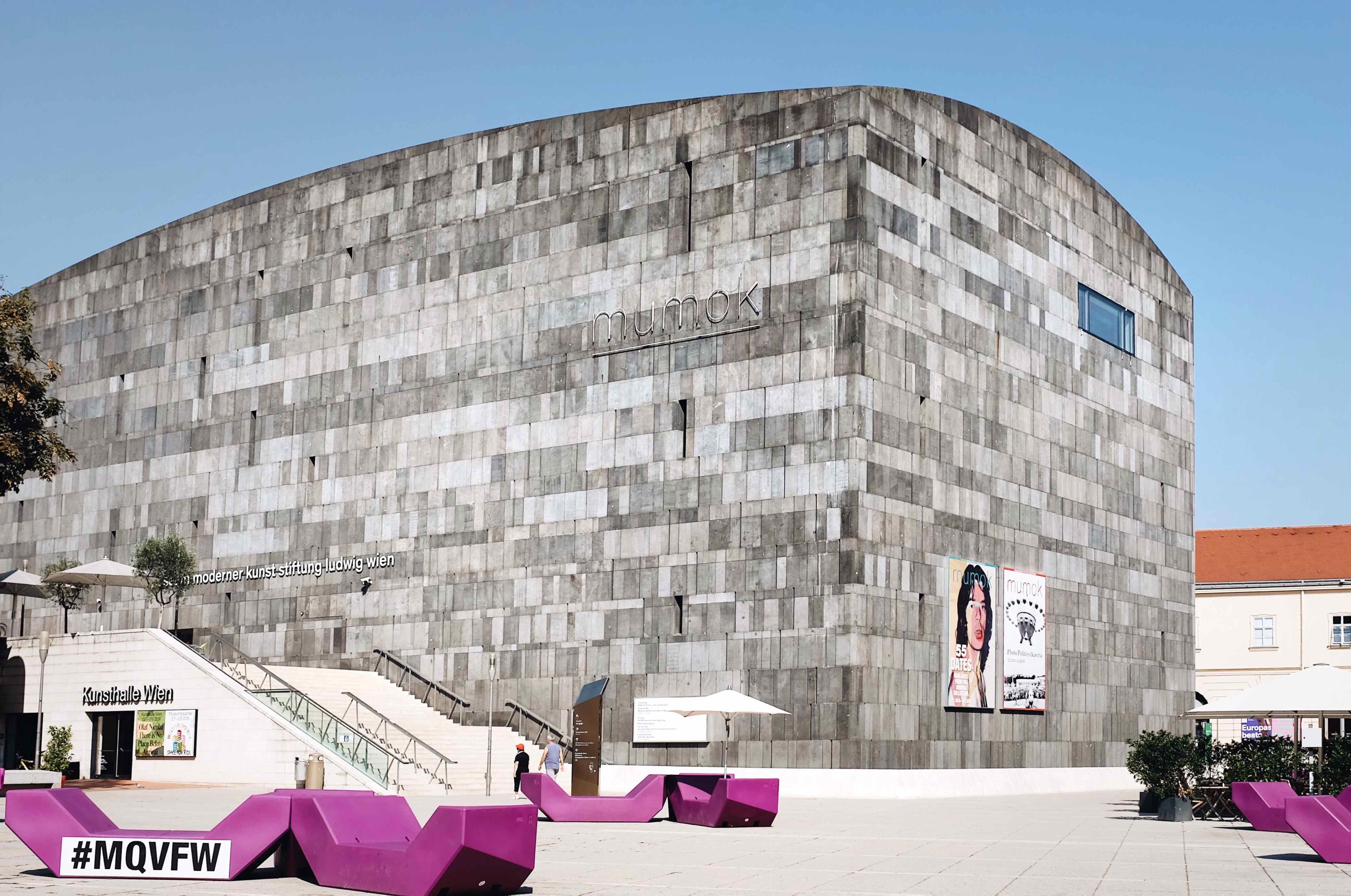 Una settimana a Vienna: Museo Mumok