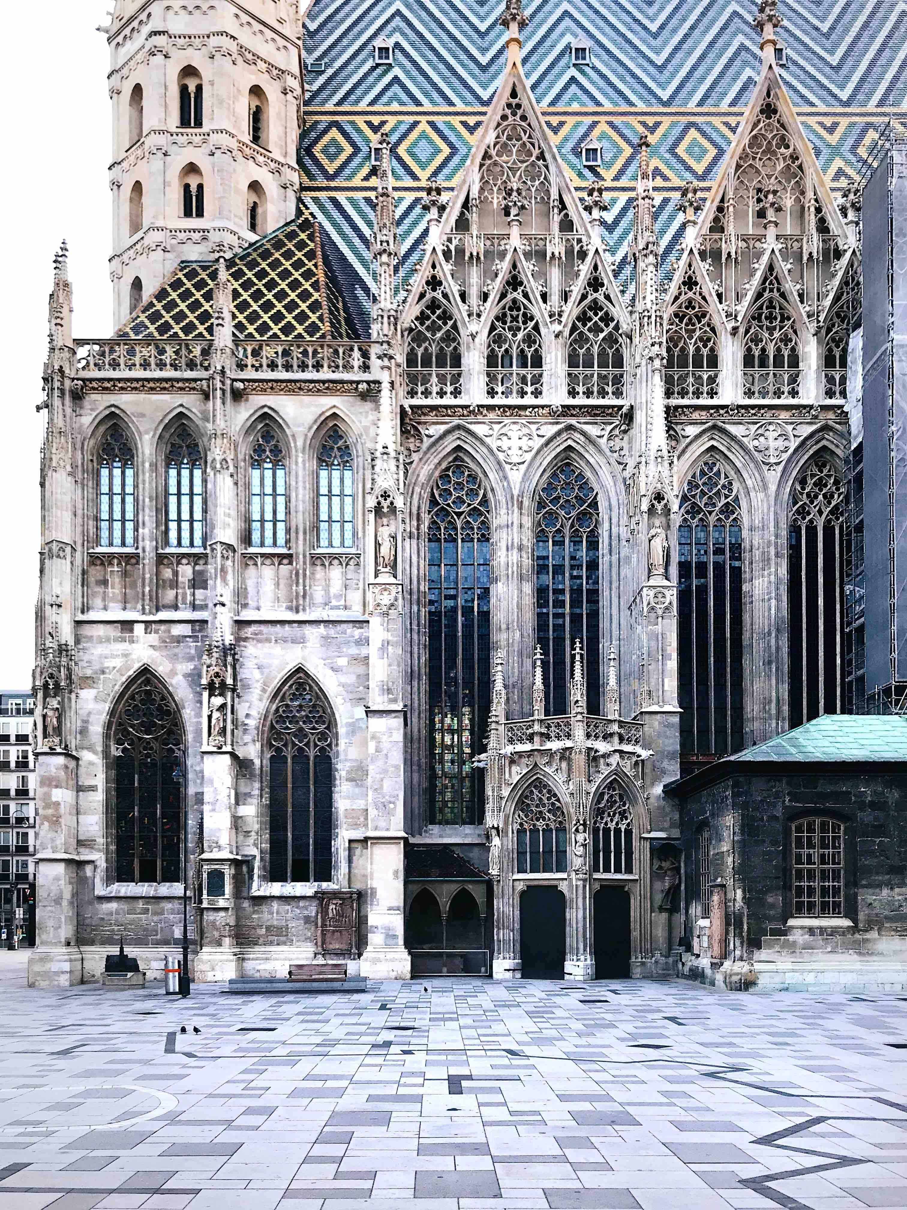 Una settimana a Vienna: Duomo di Santo Stefano