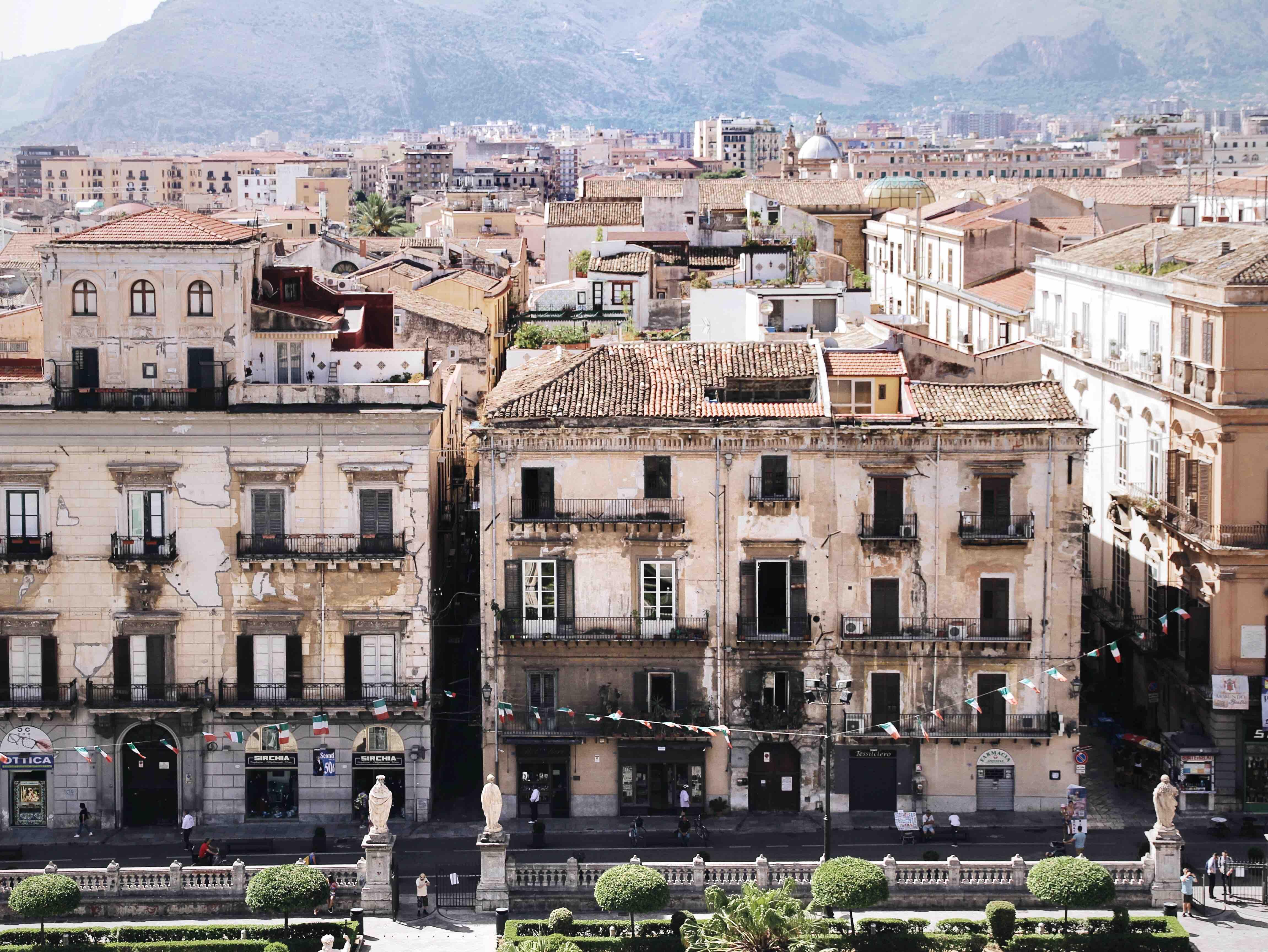 8 cose da vedere a Palermo: il tetto della Cattedrale