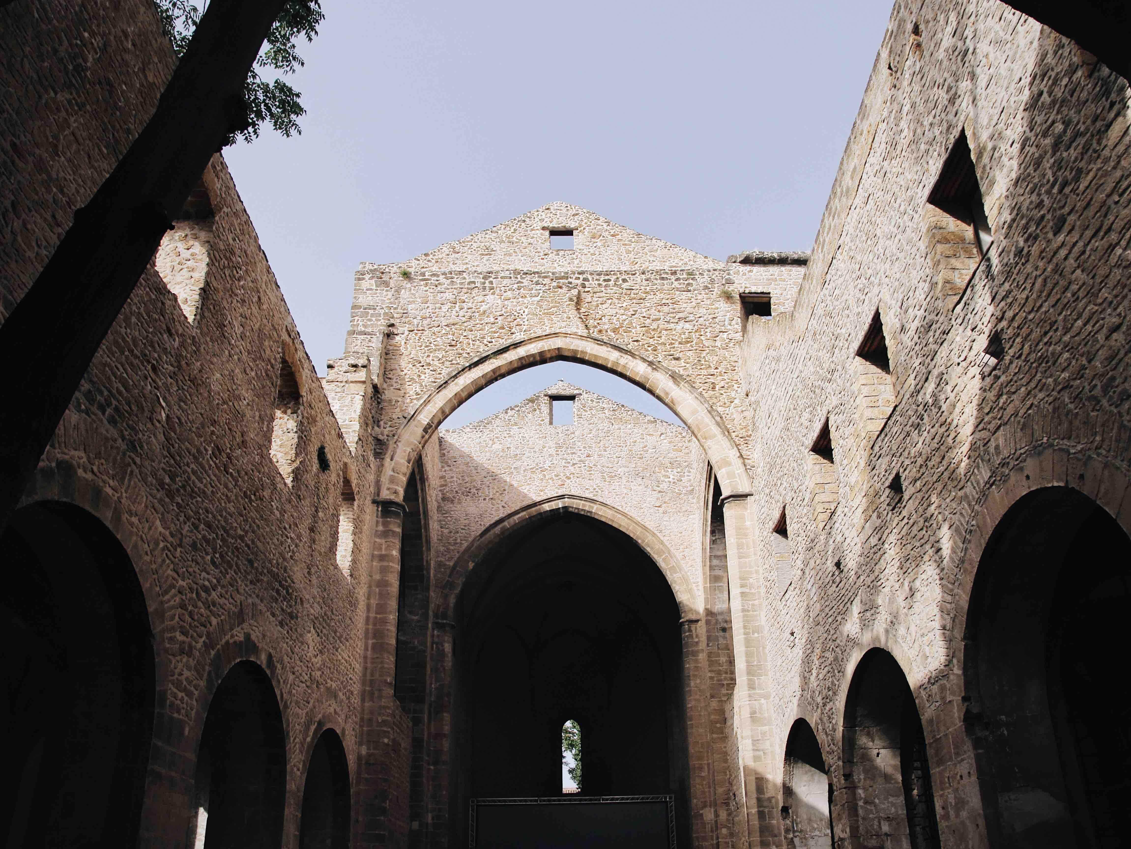 8 cose da vedere a Palermo: santa Mario dello Spasimo