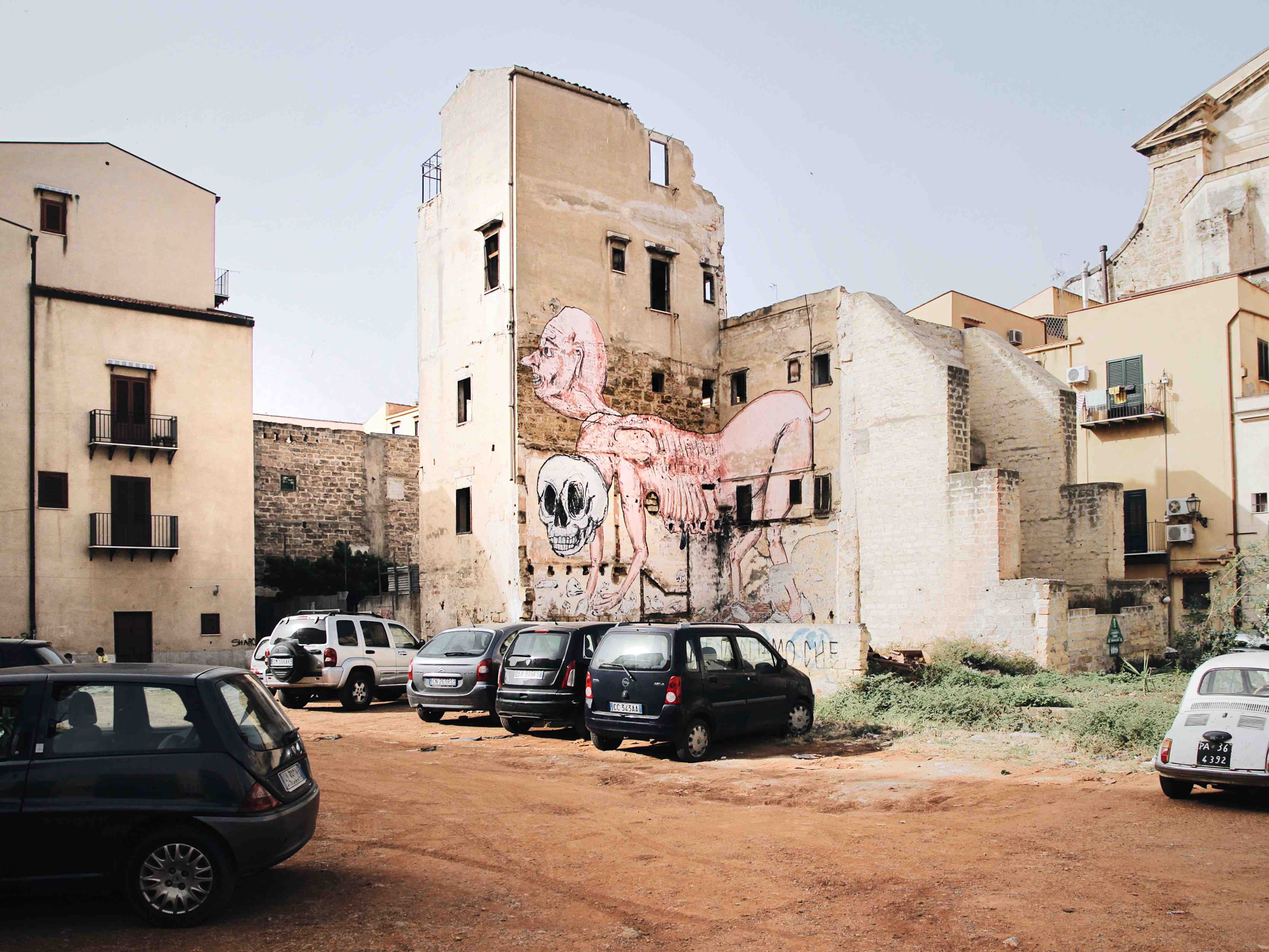 8 cose da vedere a Palermo: street art