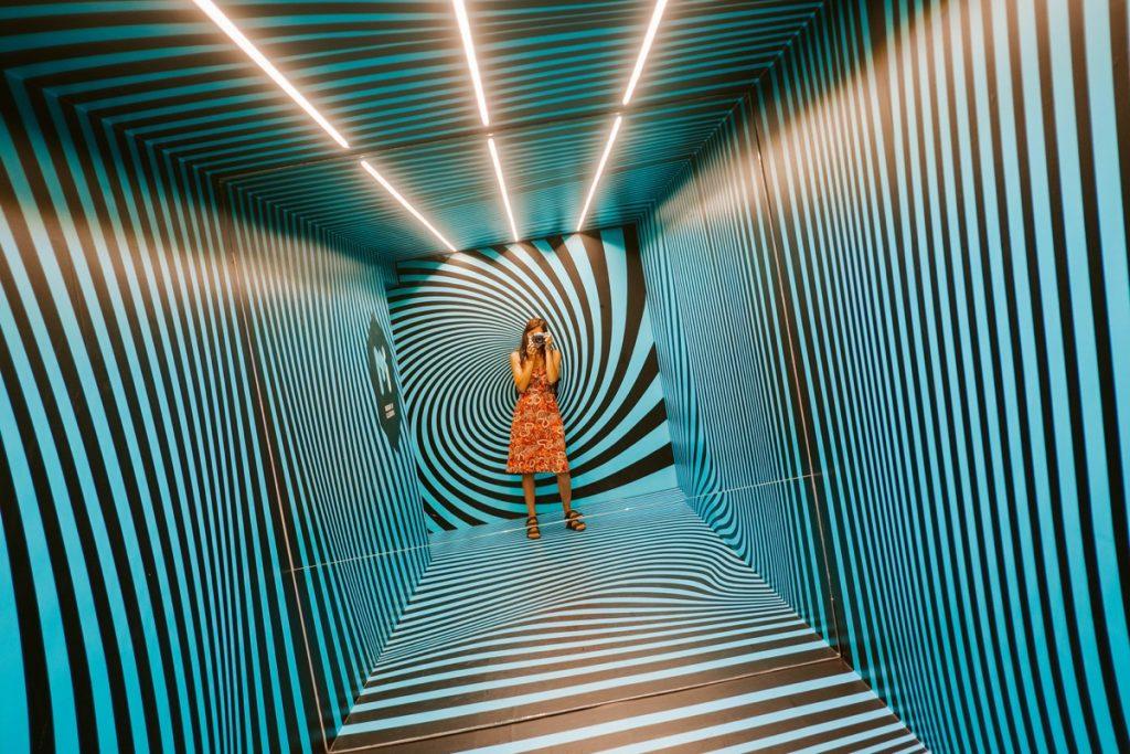 cosa vedere a vienna il museo delle illusioni