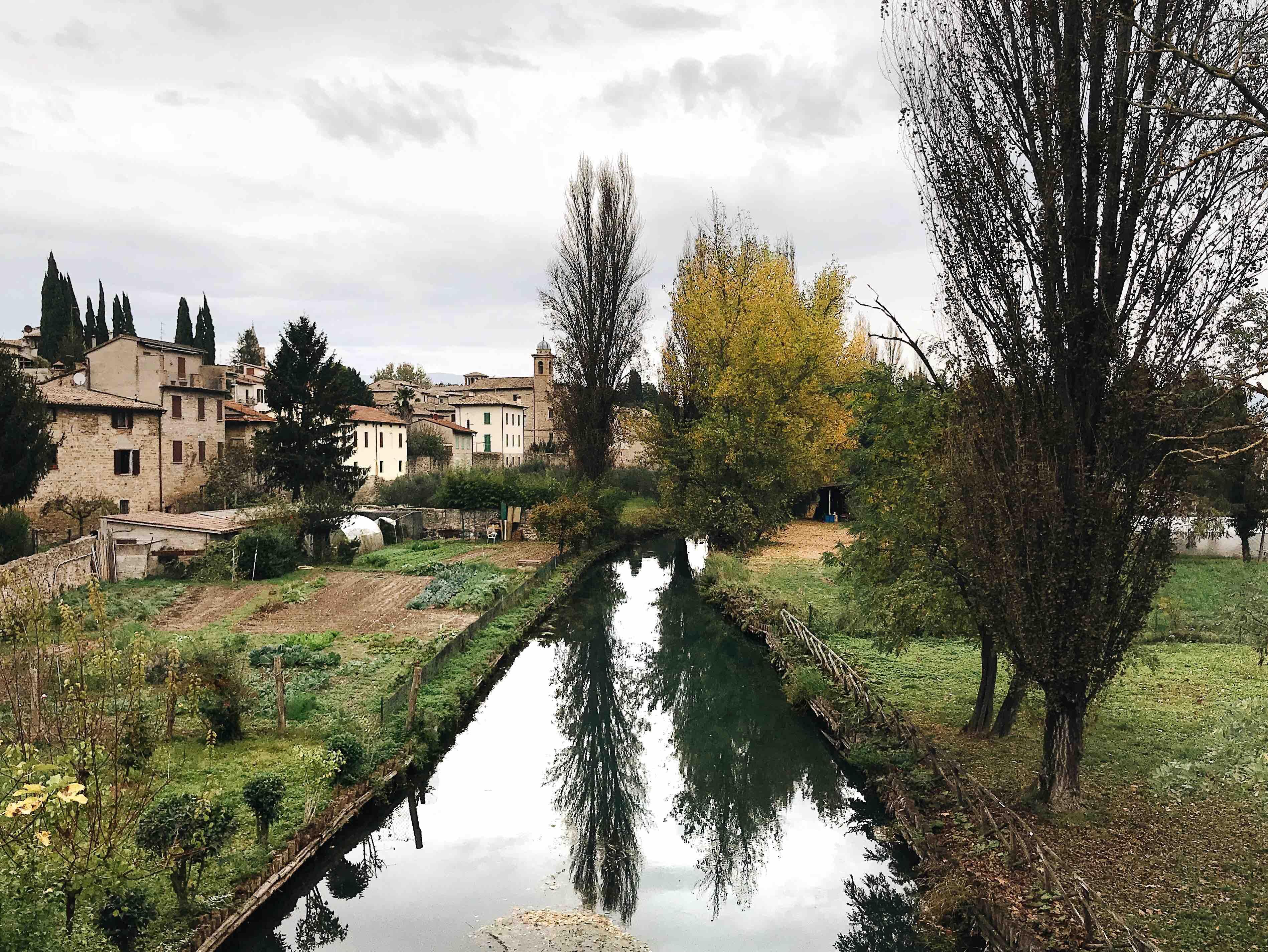 I borghi dell'Umbria: porta d'entrata a Bevagna