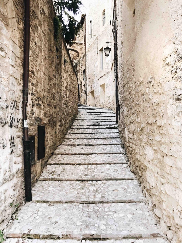 I borghi dell'Umbria: le strade di Spoleto