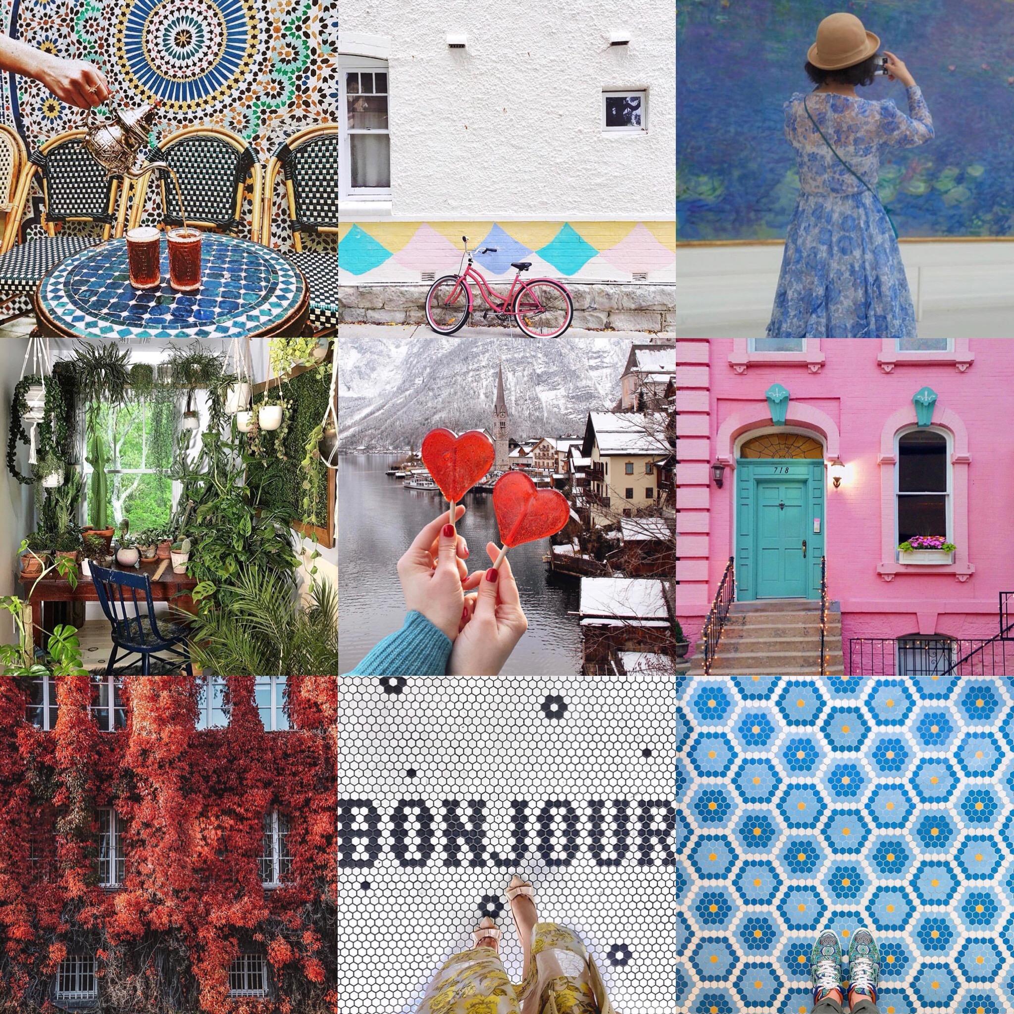 Profili Instagram: 9 gallery da seguire