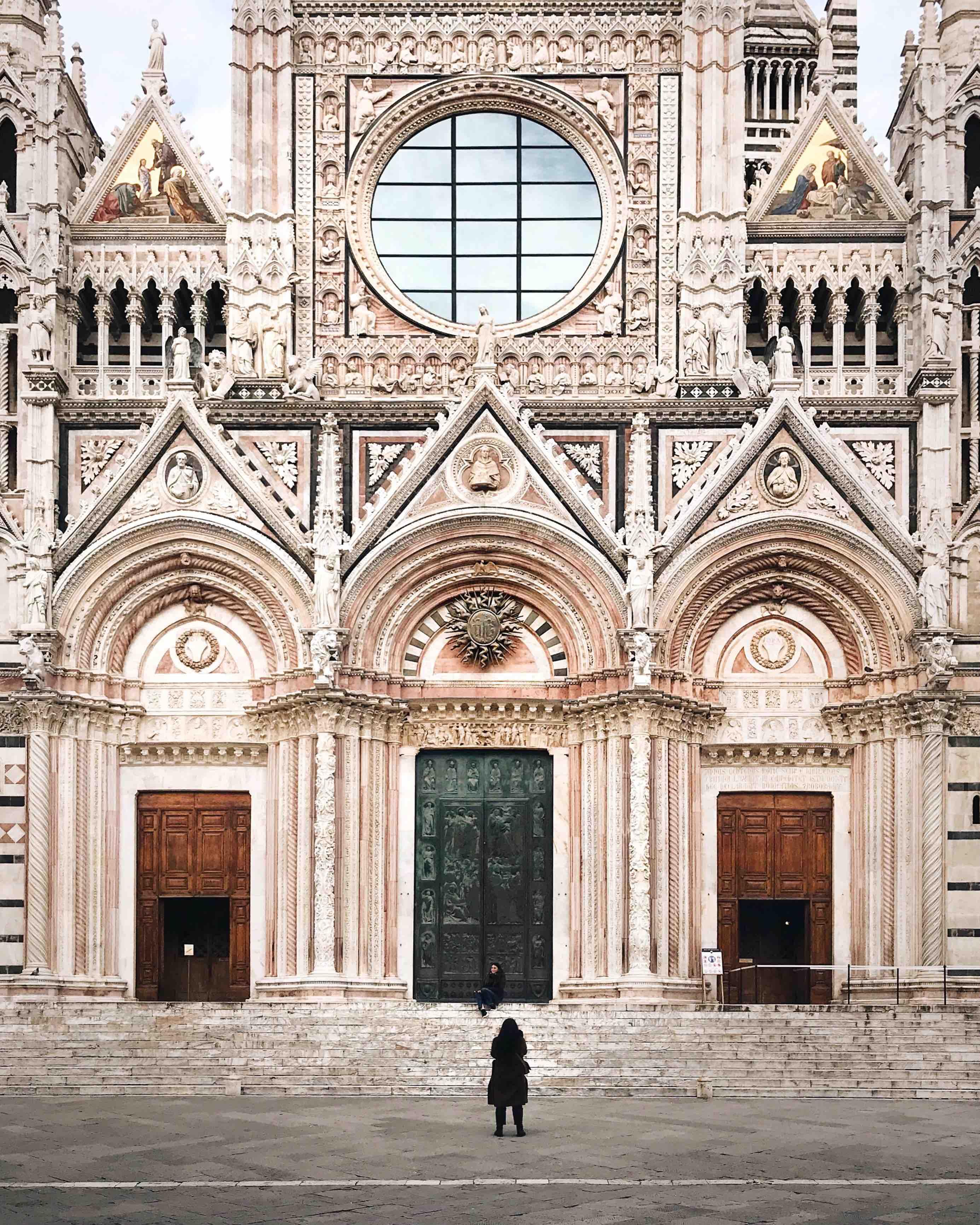 I luoghi più belli della Toscana: la Cattedrale di Siena