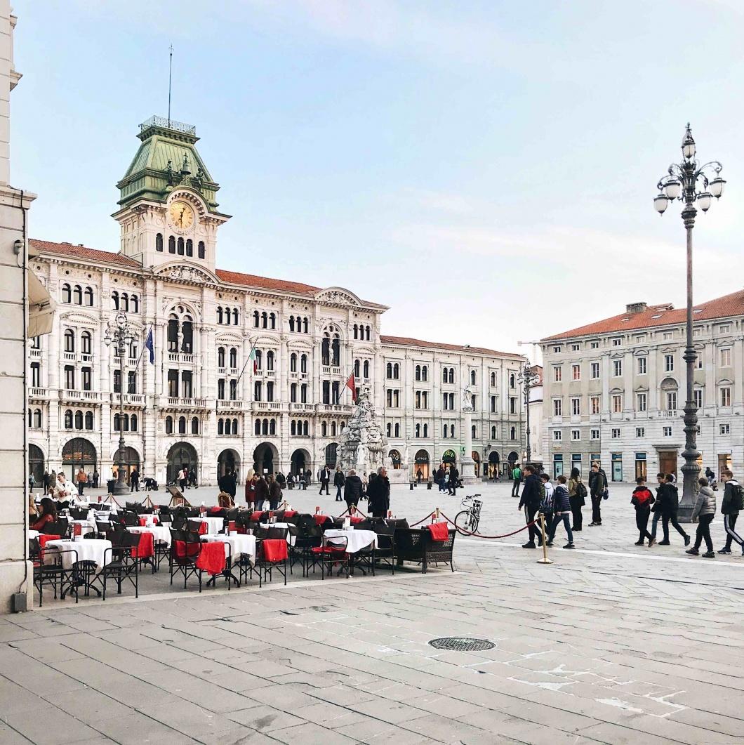 Piazza Unità dItalia