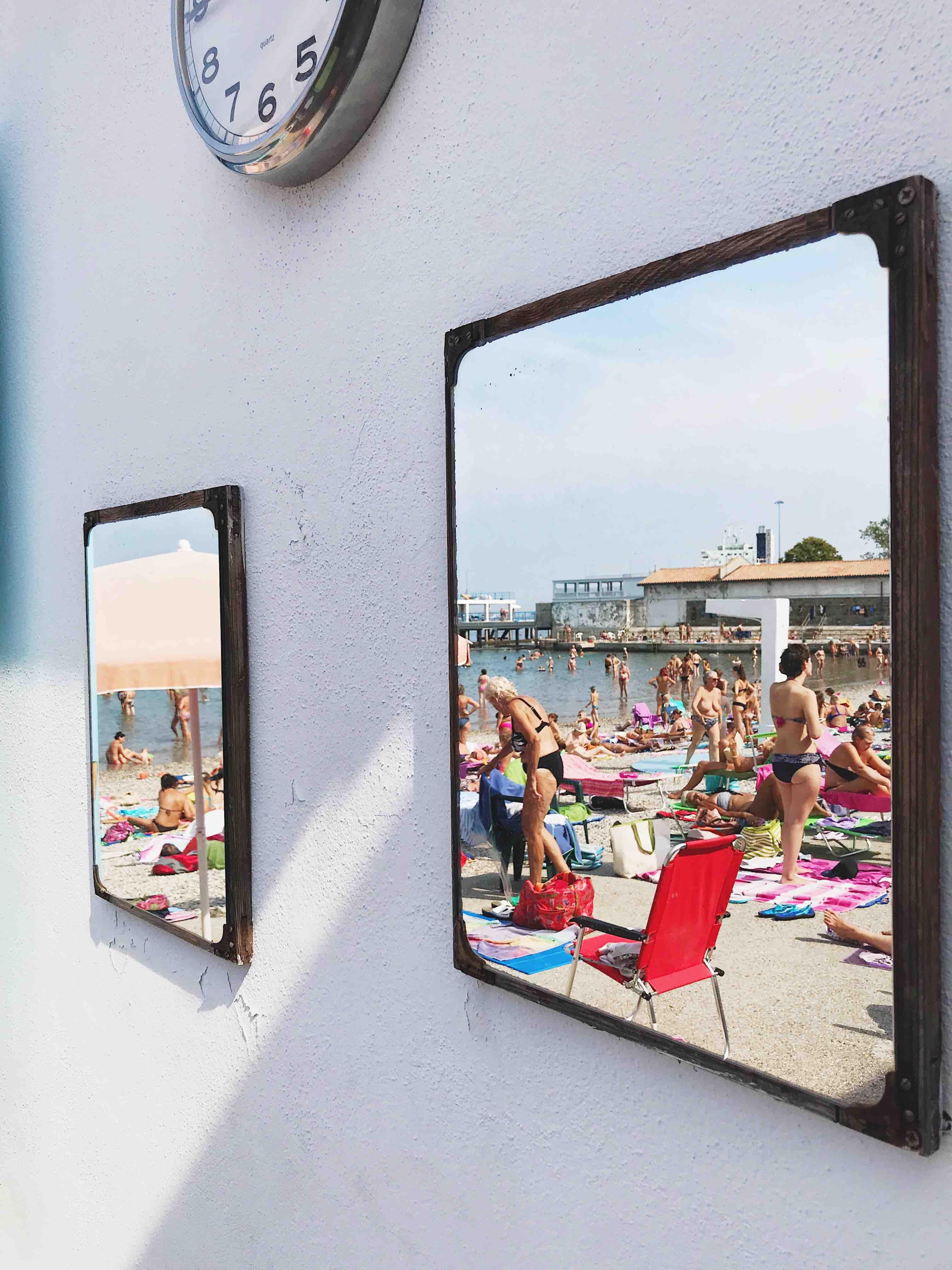 Bagno La lanterna di Trieste