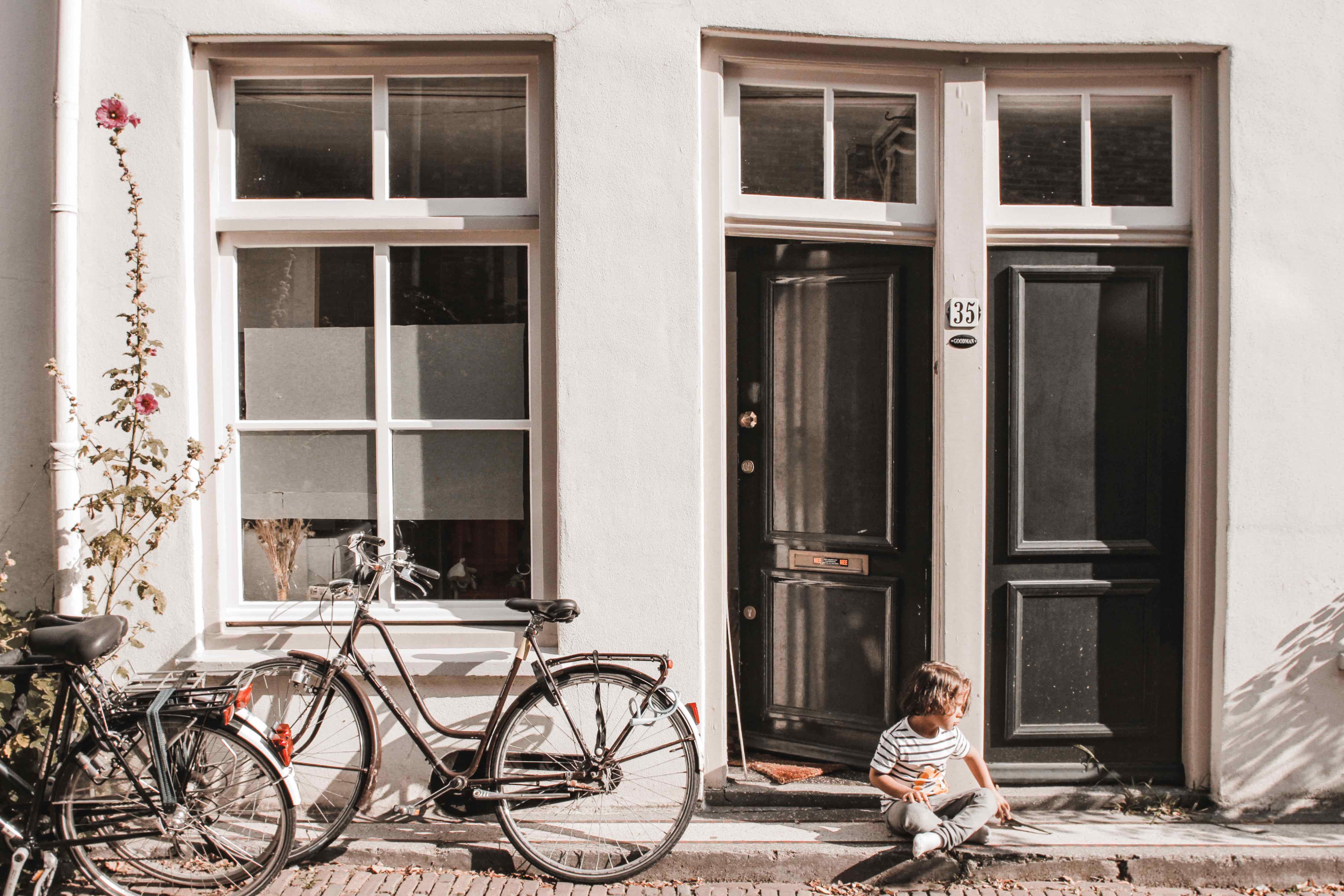 Dall'Italia all'Olanda in macchina: la nostra casa di Utrecht