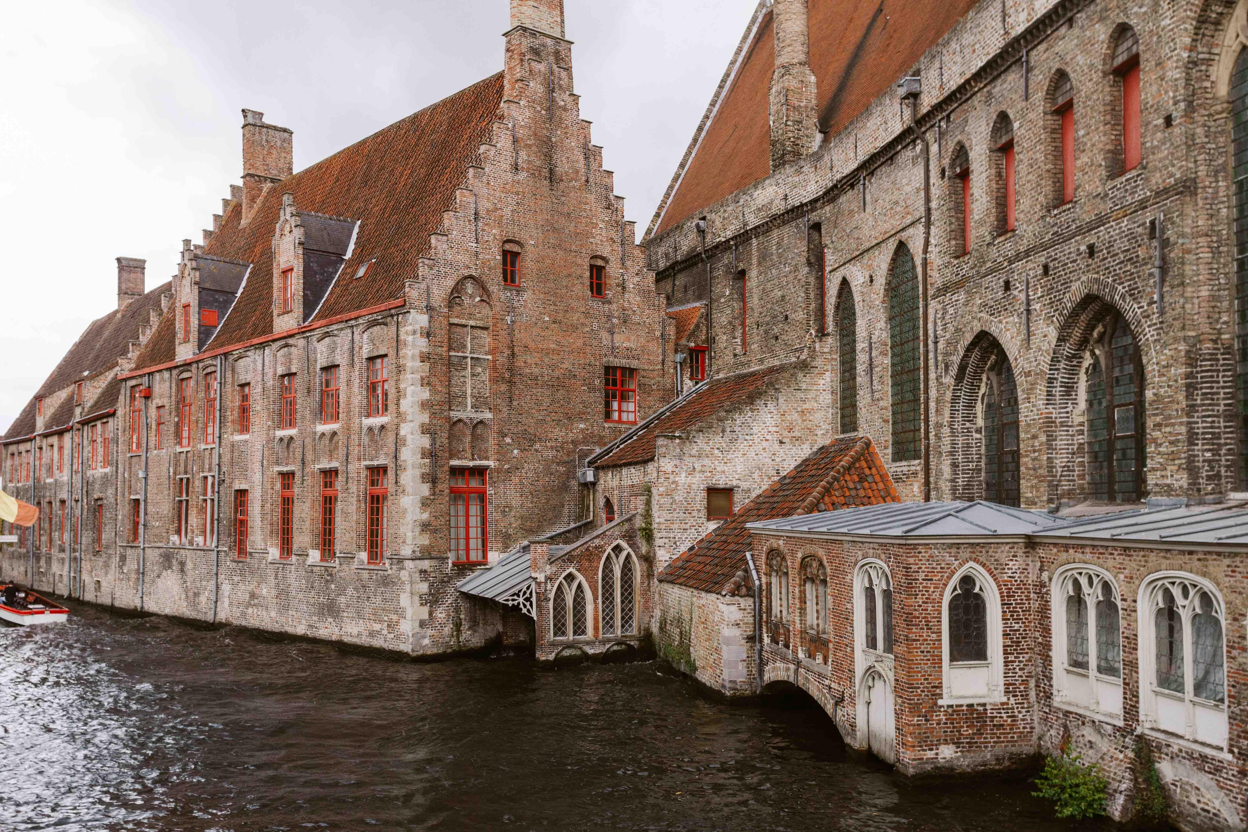 2 giorni a Bruges: Ospedale di San Giovanni