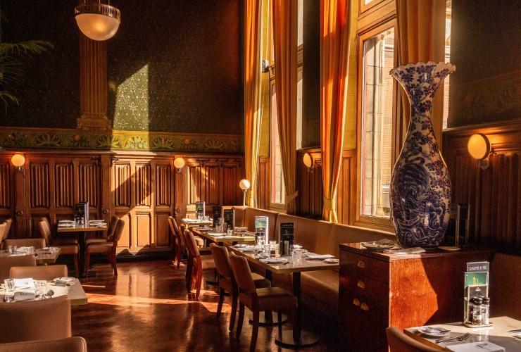 29 cose da vedere ad Amsterdam: interno 1e klass