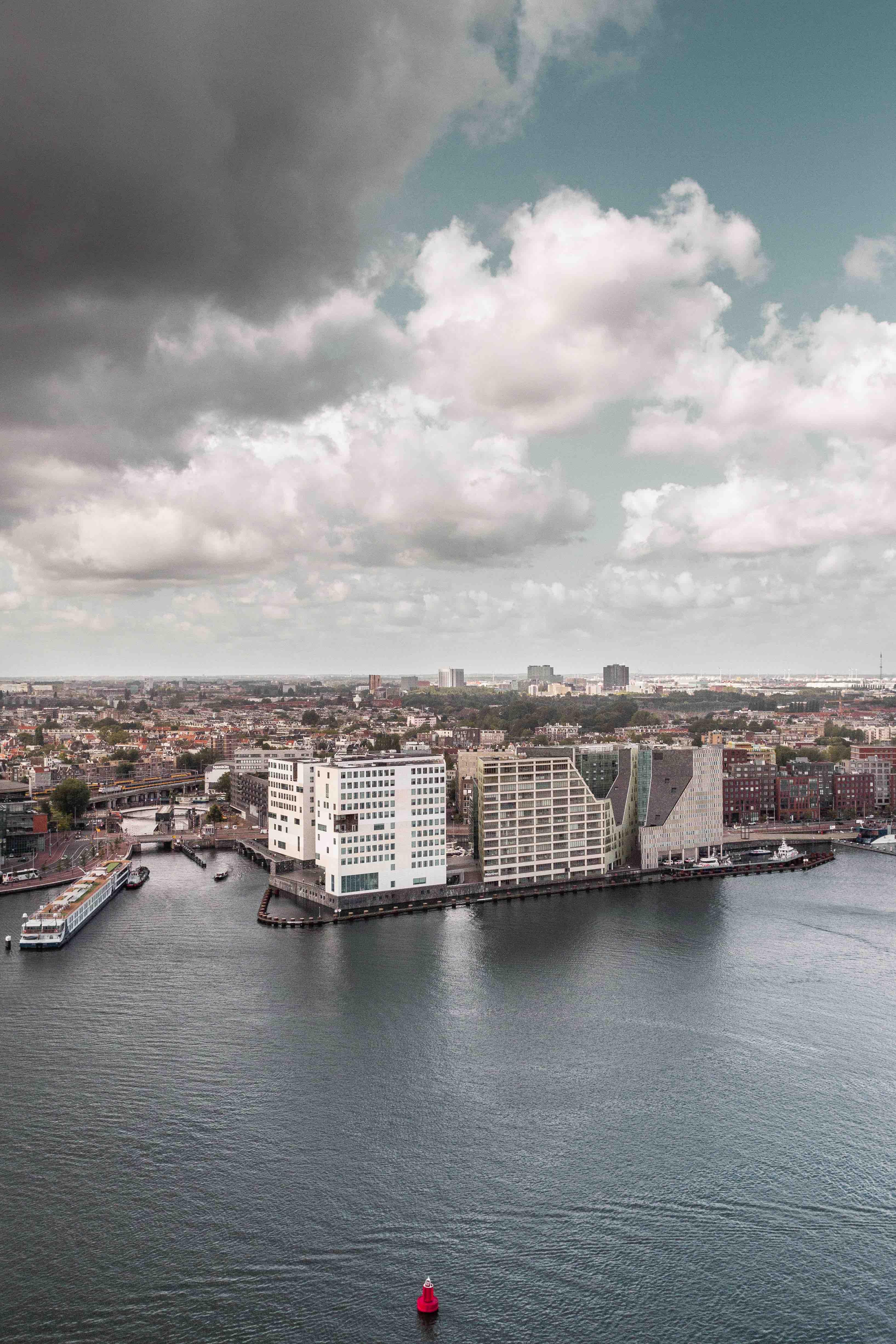 29 cose da vedere ad Amsterdam: panorama di Amsterdam