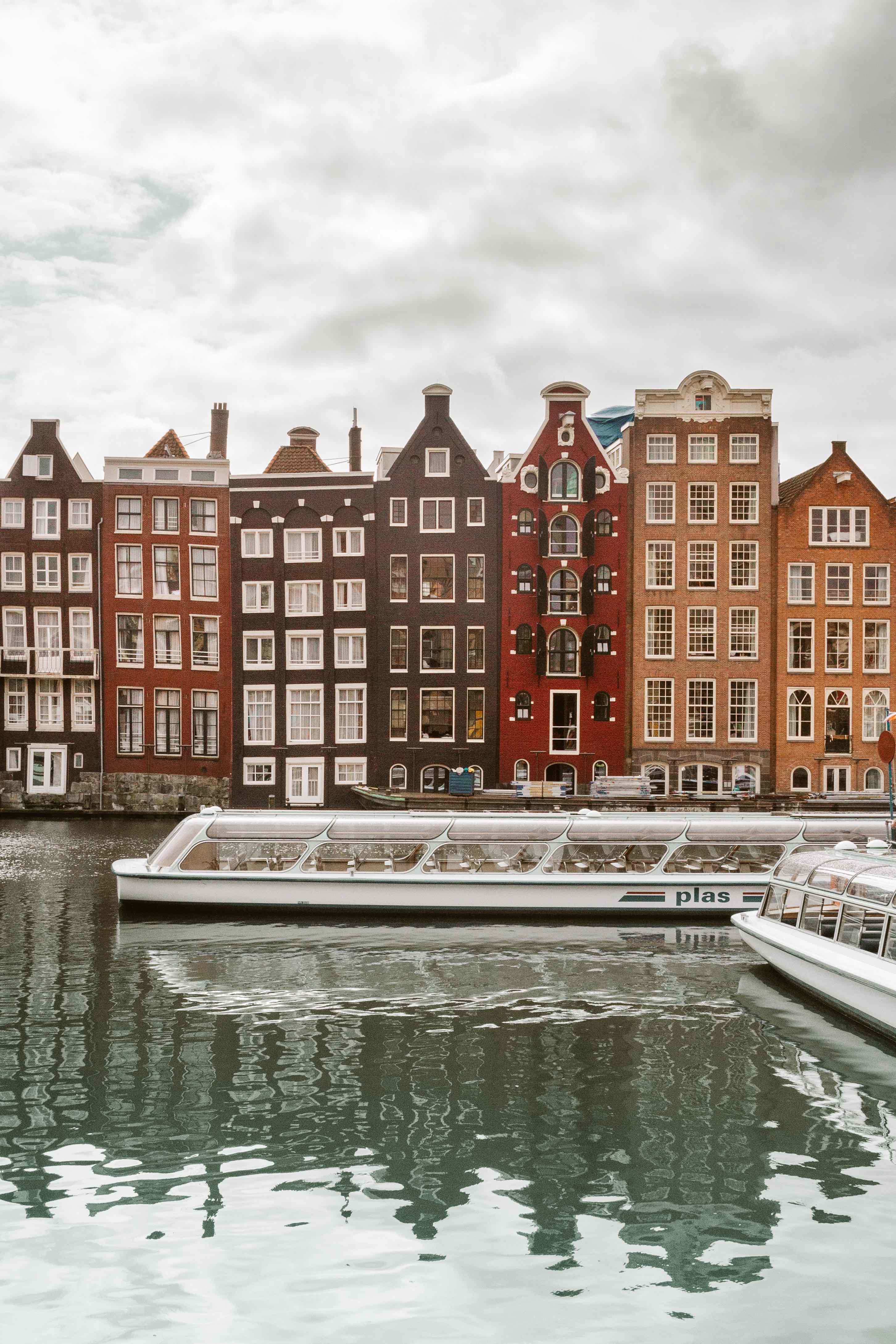 29 cose da vedere ad Amsterdam: le case più belle della città