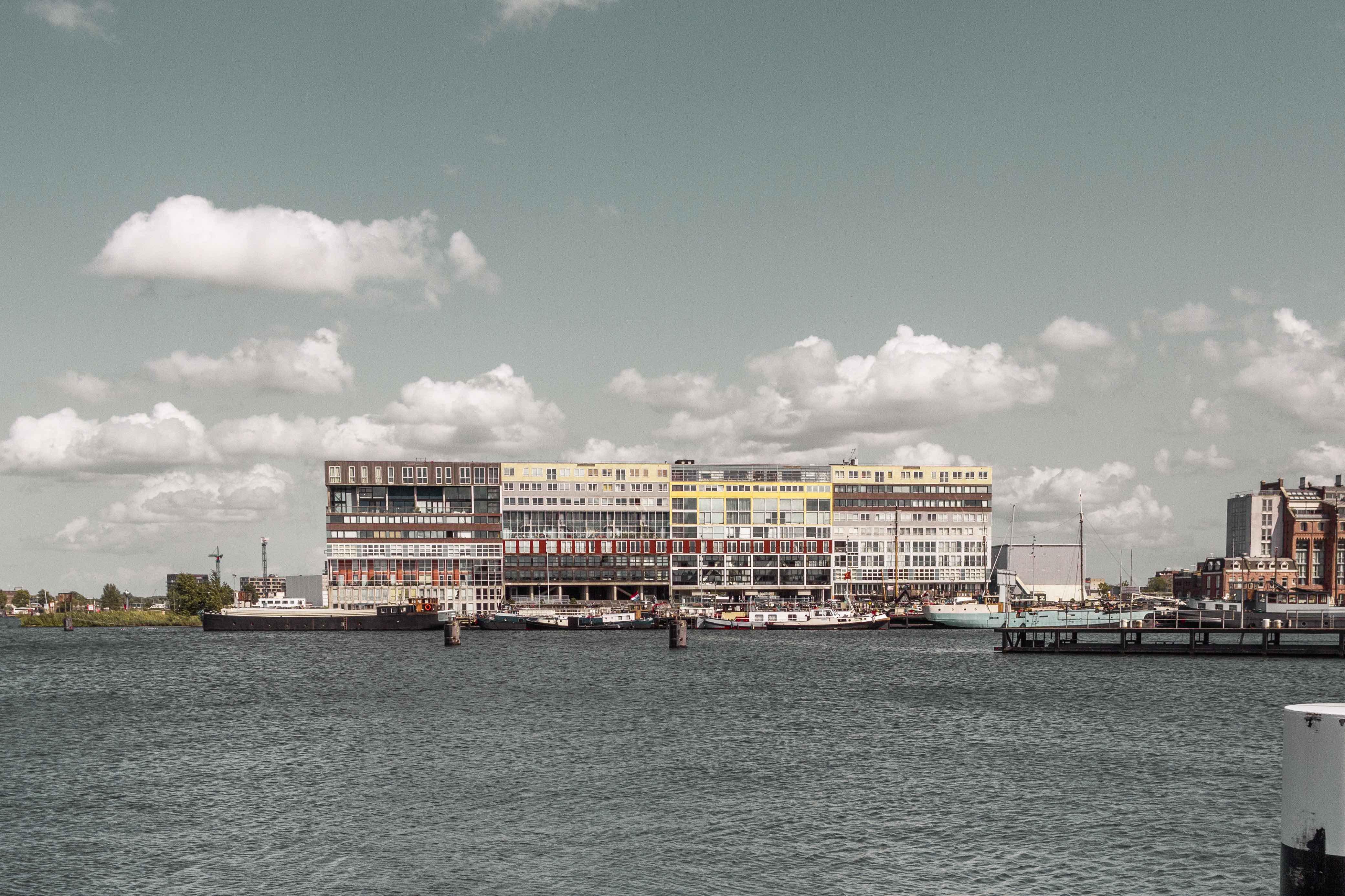 29 cose da vedere ad Amsterdam: il Silodam