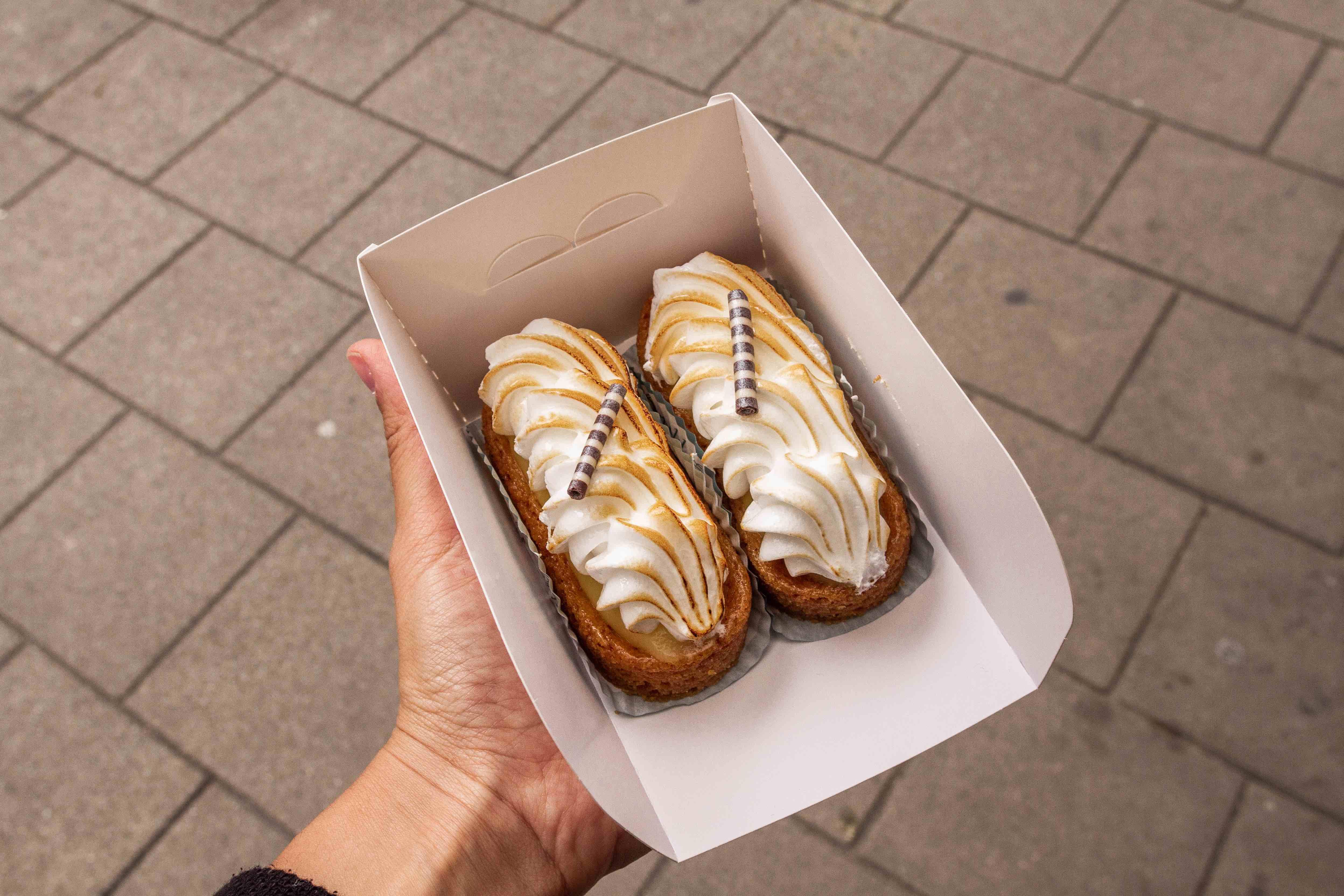 29 cose da vedere ad Amsterdam: dolci al limone e meringhe