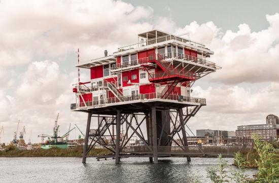 piattaforma mare amsterdam