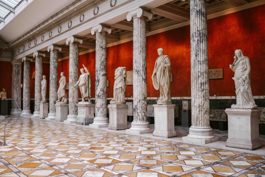2 giorni a Copenhagen: visita alla gliptoteca