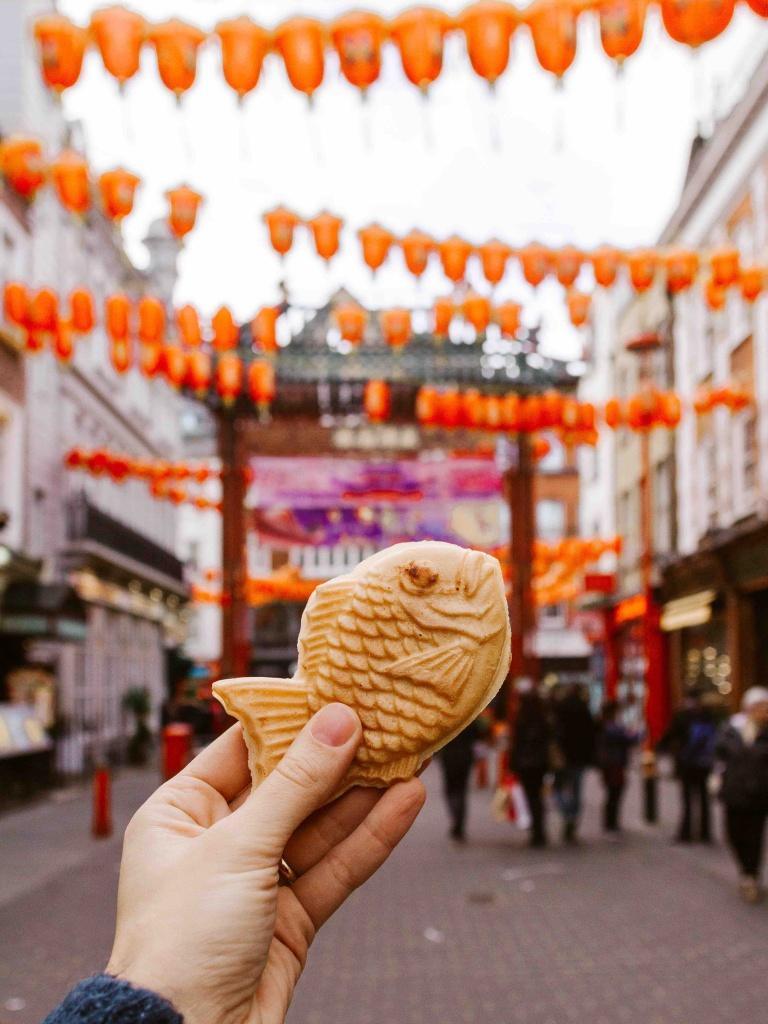 luoghi più belli da fotografare a Londra: chinatown