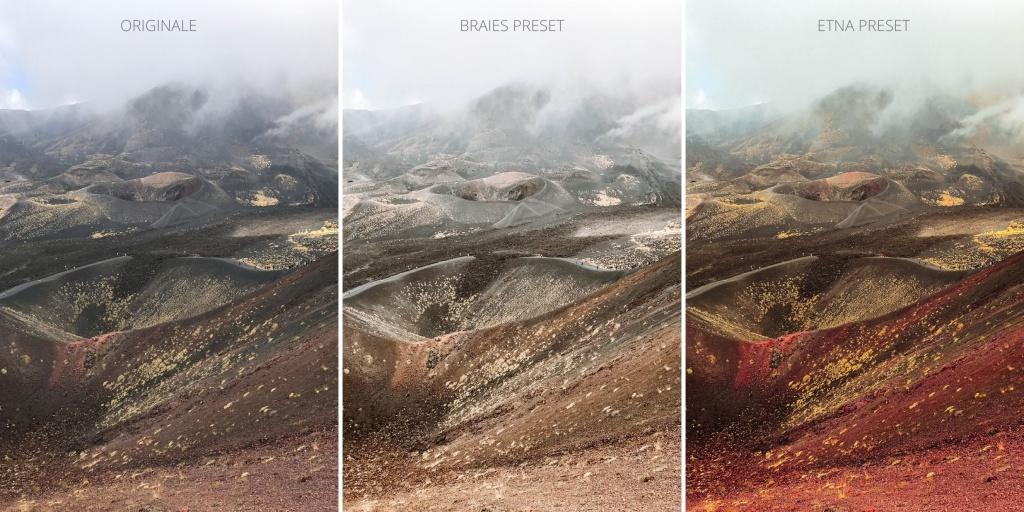 Preset Etna