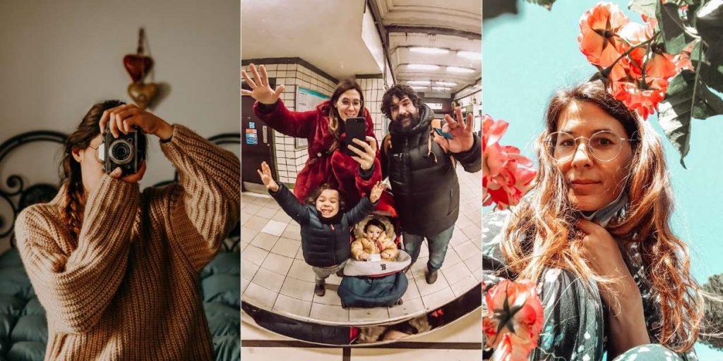 esempi di selfie creativi
